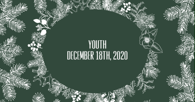 Youth December 18th, 2020 image