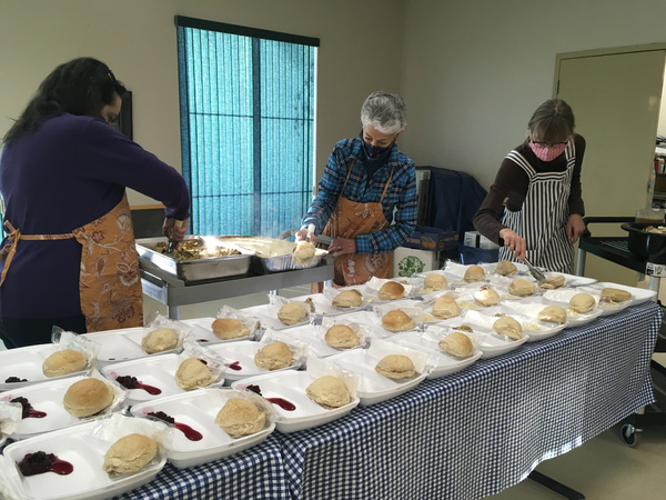 Festive Lunch a Hit