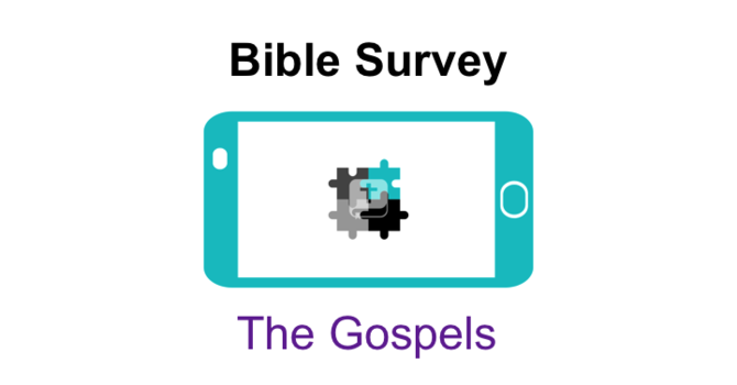 Bible Survey: Gospels image