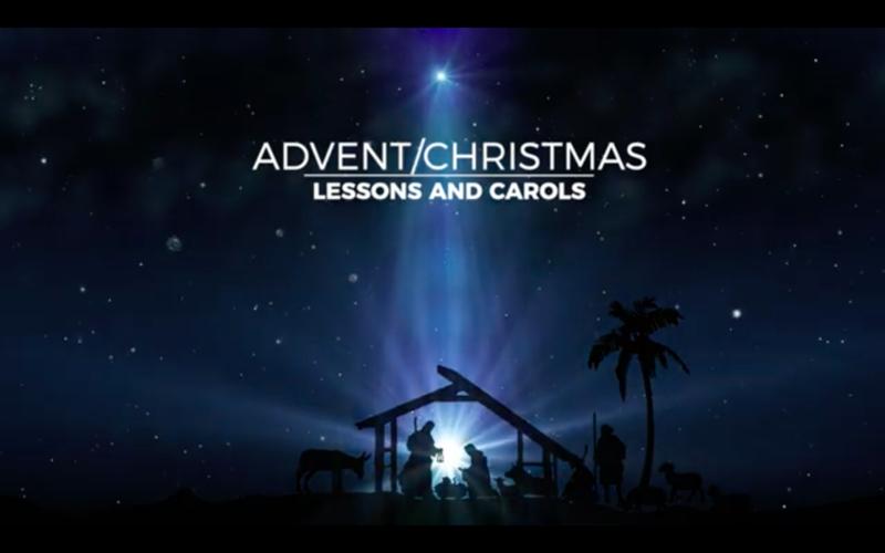 Lessons & Carols From Coast to Coast to Coast