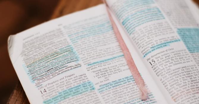 Adults Bible Study