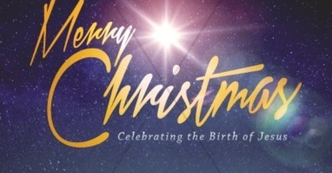 Bulletin: Christmas Eve & Christmas Day image