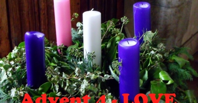 Love Advent 4--Mary