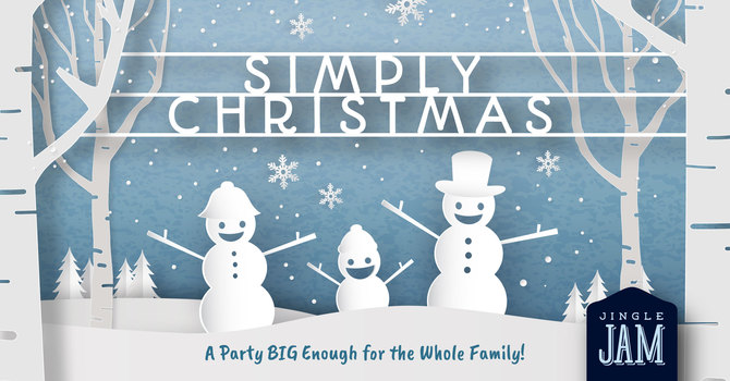 Jingle Jam is Posted! image