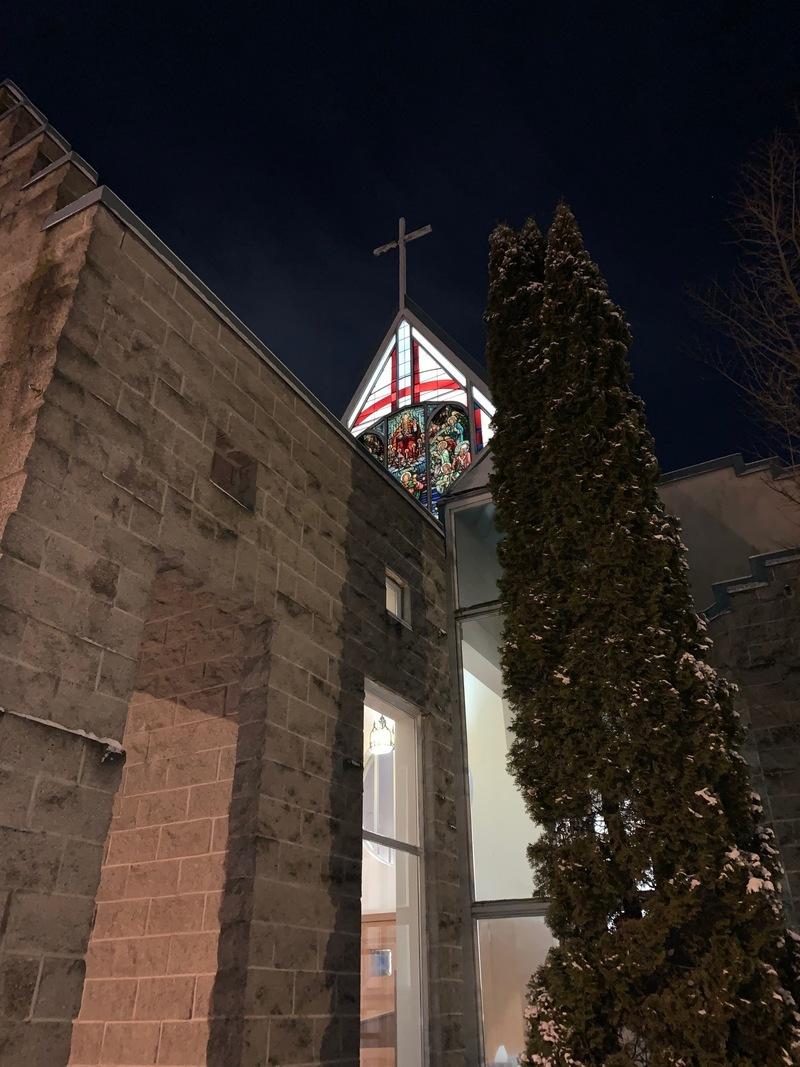 St. John's Christmas Eve Family Service