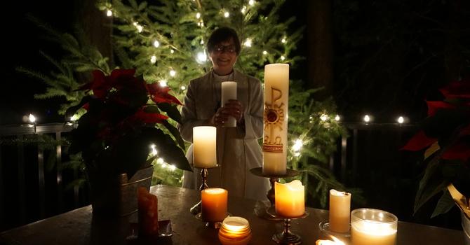 Dawna's Letter Christmas Letter 2020 image