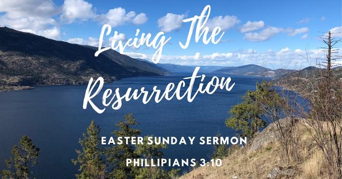 Living The Resurrection