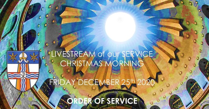 Order of Service for Christmas Morning