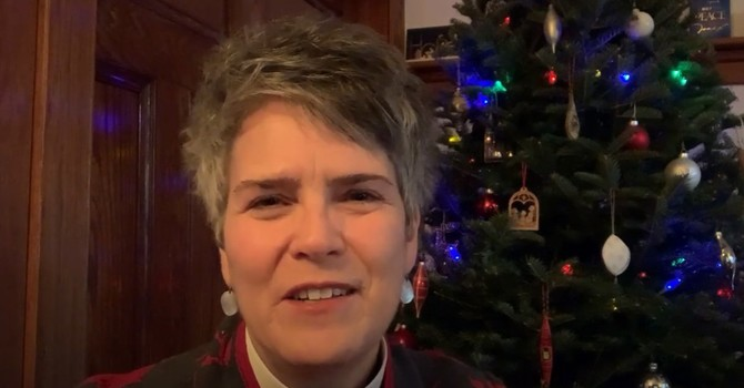 A Christmas Message from Dean Beth Bretzlaff image