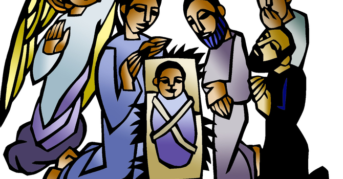 Christmas Eve Service - online image