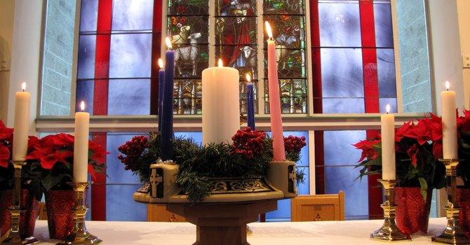 St. John's Christmas Eve Candlelight Service