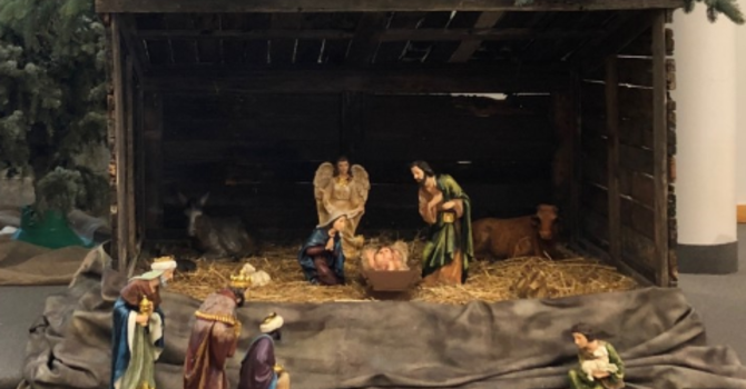 Share your Nativity Scene with us!!!  image