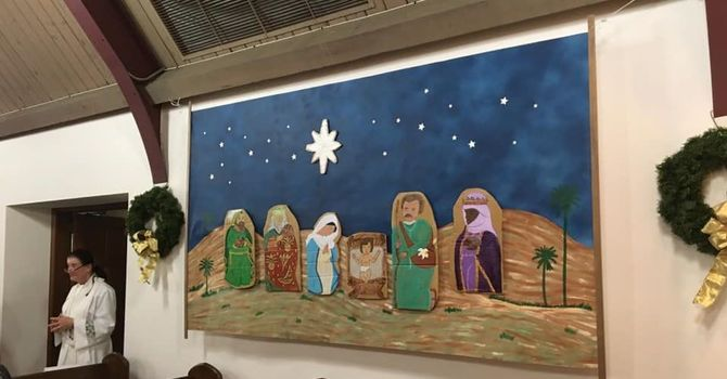 St. John's Christmas Eve Service, part 1 image