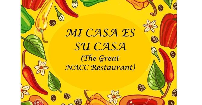MI CASA ES SU CASA (The Great NACCRestaurant) image