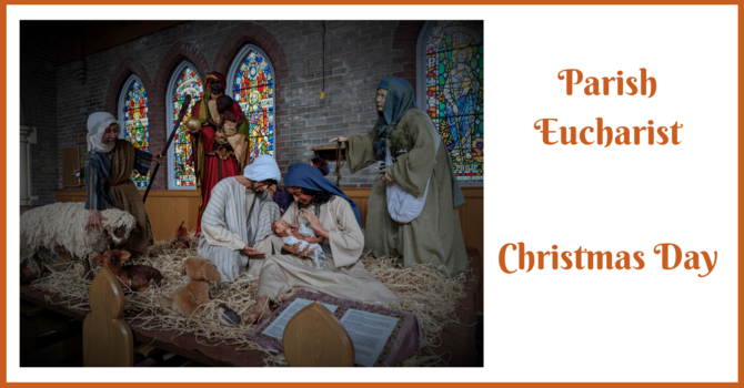 Parish Eucharist - Christmas Day image