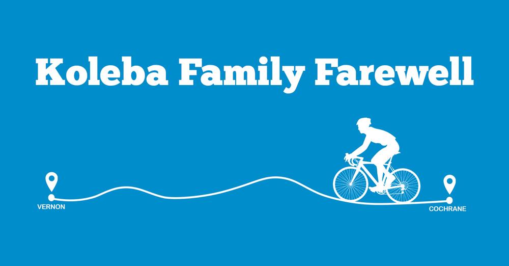 Koleba Family Farewell