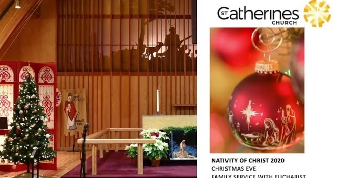 Christmas Eve service 4pm image