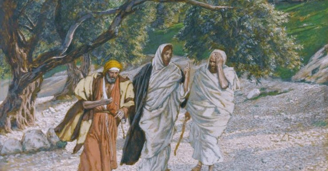Pray the Stations of the Resurrection: 6, 7 and 8 image