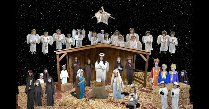 St. Maurice Parish Children's Christmas Pageant