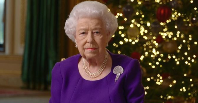 The Queen's Christmas Broadcast 2020 image