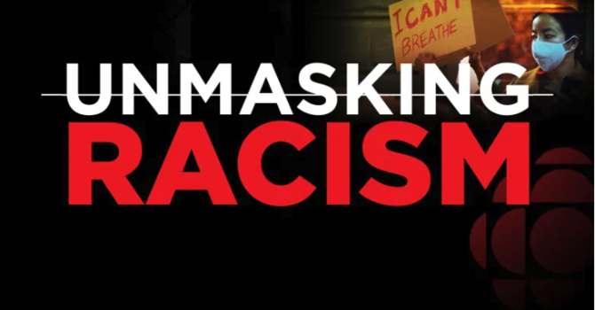 Unmasking Racism: CBC Vancouver Virtual Town Hall image