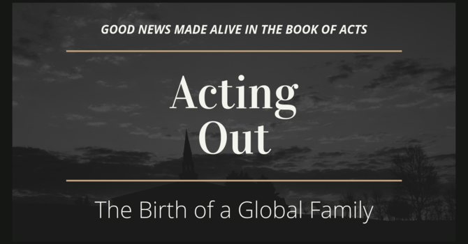 The Birth of a Global Family
