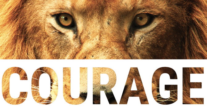 You Are Called to Courage - Our Fall Sermon Series image