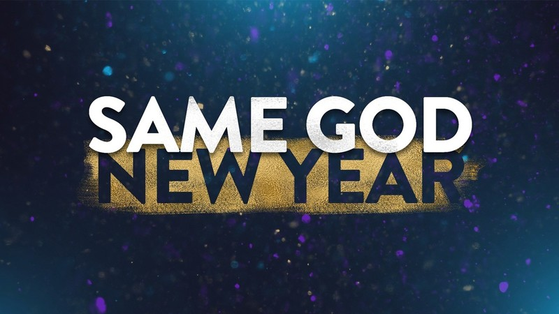 Same God New Year