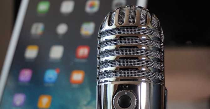 Subscribe to our sermons podcast  image