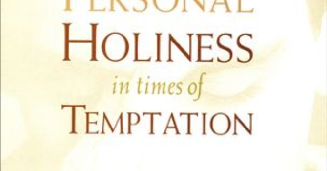 Personal Holiness image