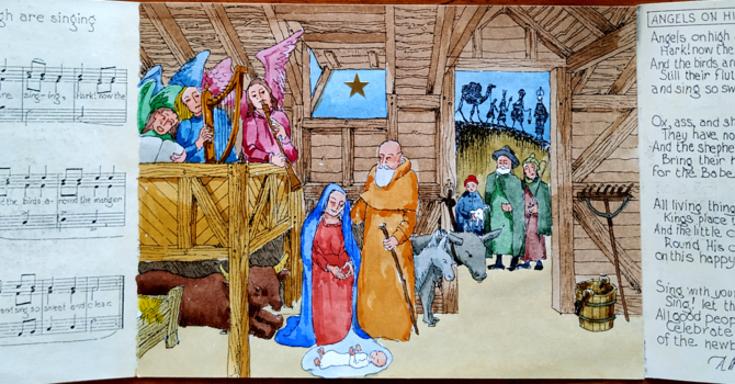 First After Christmas,  Sing-Along Carols image