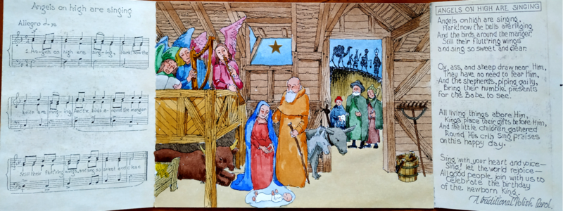 First After Christmas Sing-Along Carols