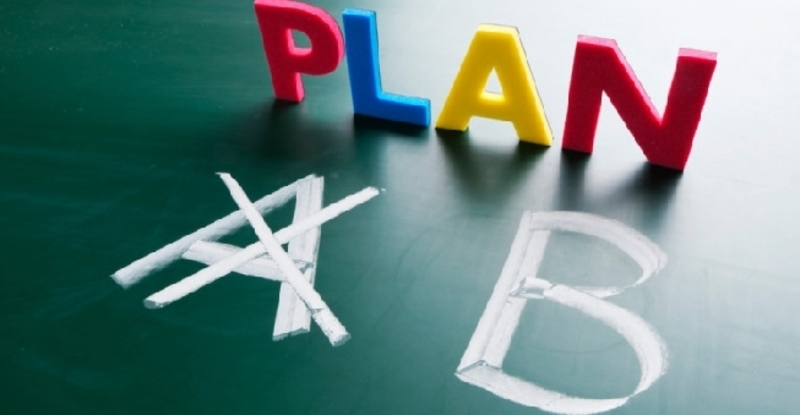 The Church is Plan B