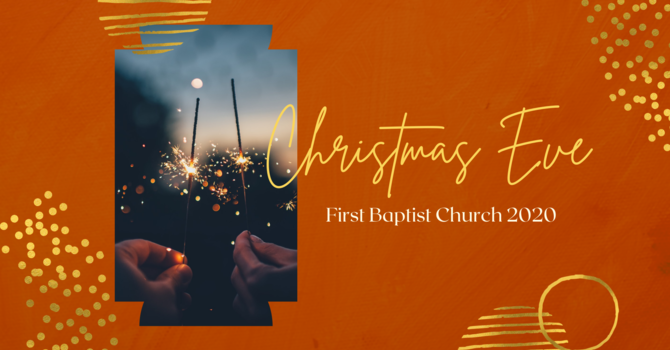Christmas Eve at FBC 2020