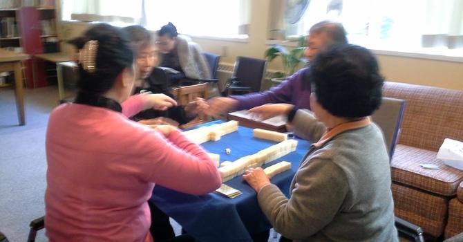 Chinese Senior Group image
