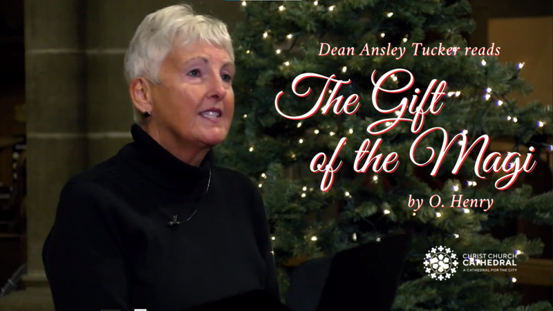 """The Dean reads O. Henry's """"The Gift of the Magi"""""""