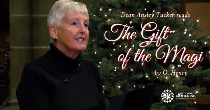 "The Dean reads O. Henry's ""The Gift of the Magi"""