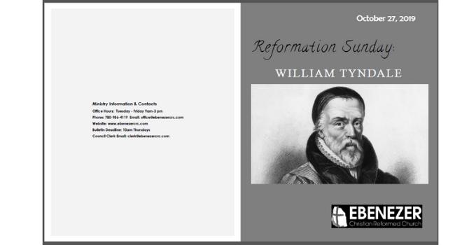 Meet William Tyndale
