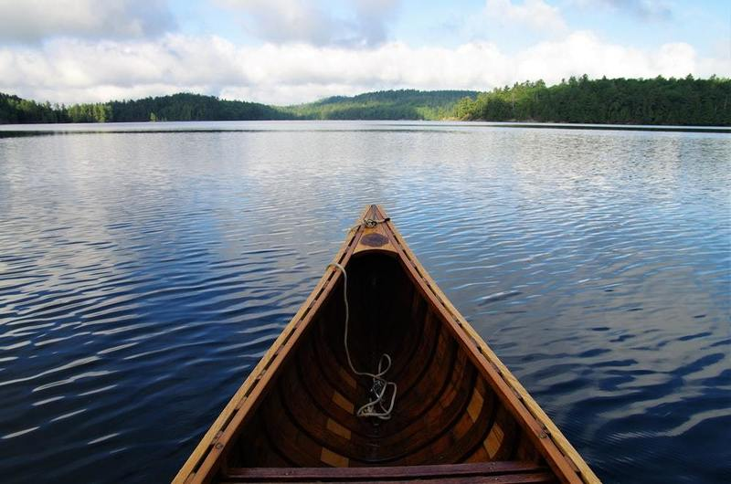 Who's In The Canoe?
