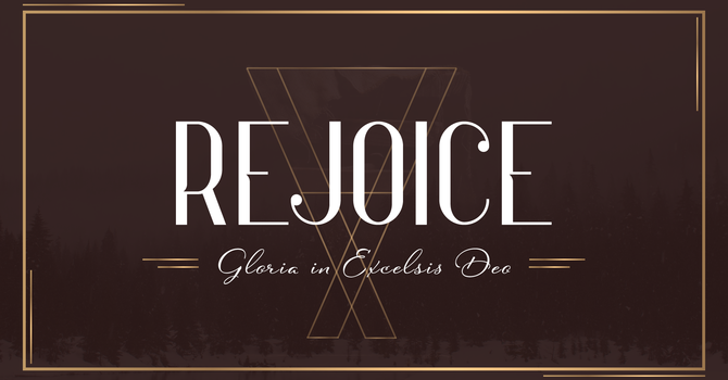 Rejoice | Week 3 | December 27, 2020
