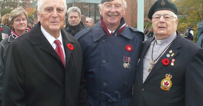 Remembrance Day in Abbotsford image
