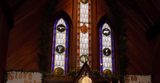 Christmas Eve 2020 Sermon at Christ Church