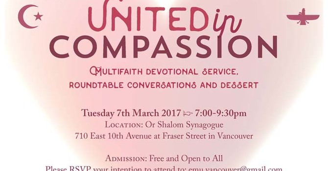 March 6 UPDATE - United in Compassion   image