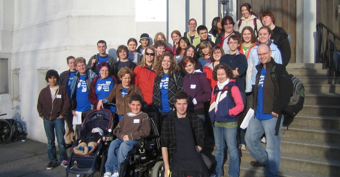 Diocesan Youth Ministry - Urban Pilgrimage image