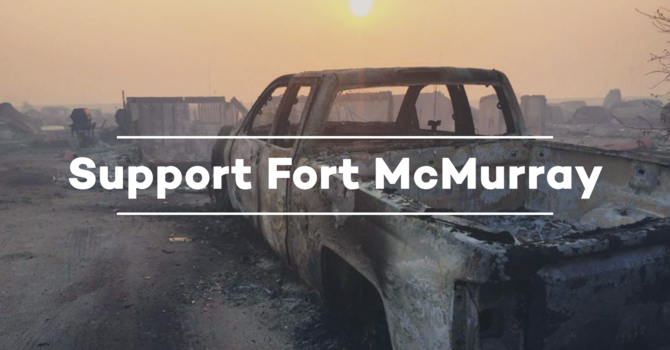 Help Those in Fort McMurray image