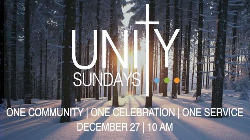 Unity Sunday   Goodbye 2020