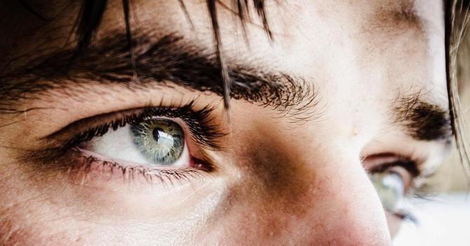 Simeon's Eyes