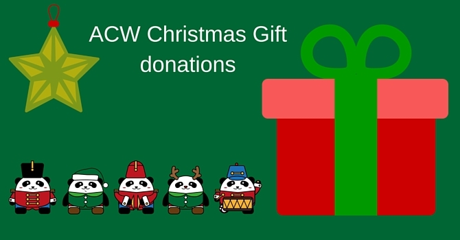 ACW Christmas cheer! image