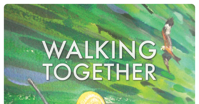 The Chapel Gallery Presents:  Walking Together