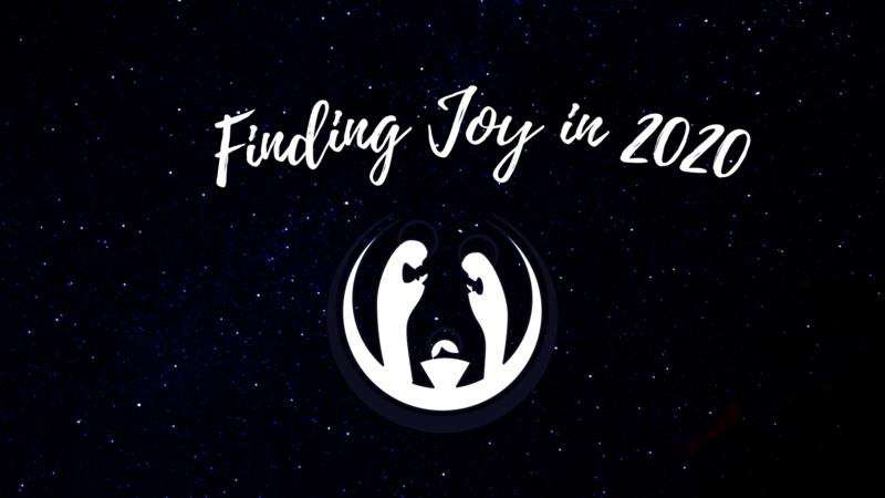 Finding Joy in 2020